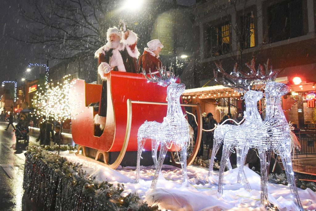 Annual Santa Claus Parade